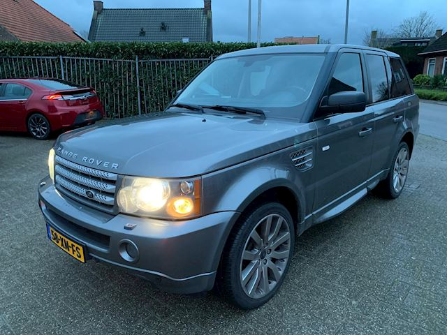 Land Rover Range Rover Sport 3.6 TdV8 HSE First Edition
