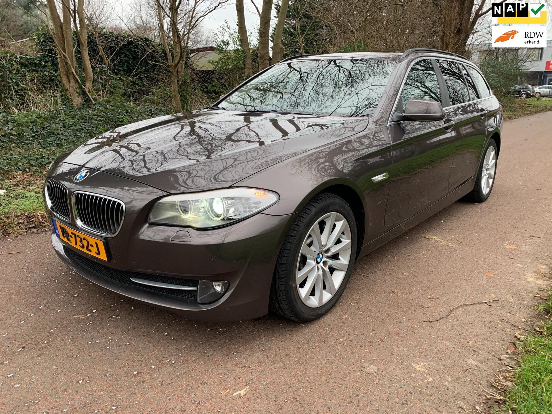 BMW 5-serie Touring occasion - B&M Automotive