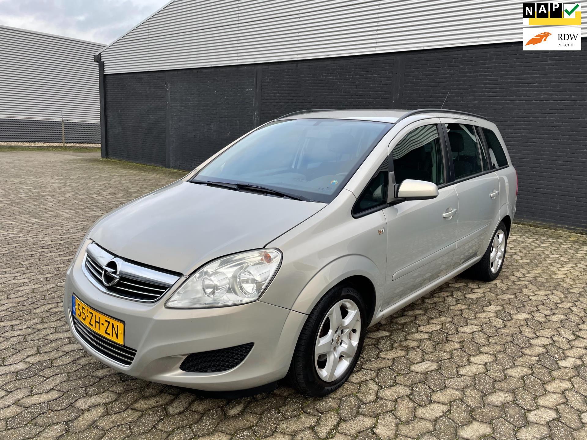 Opel Zafira occasion - City Cars Breda