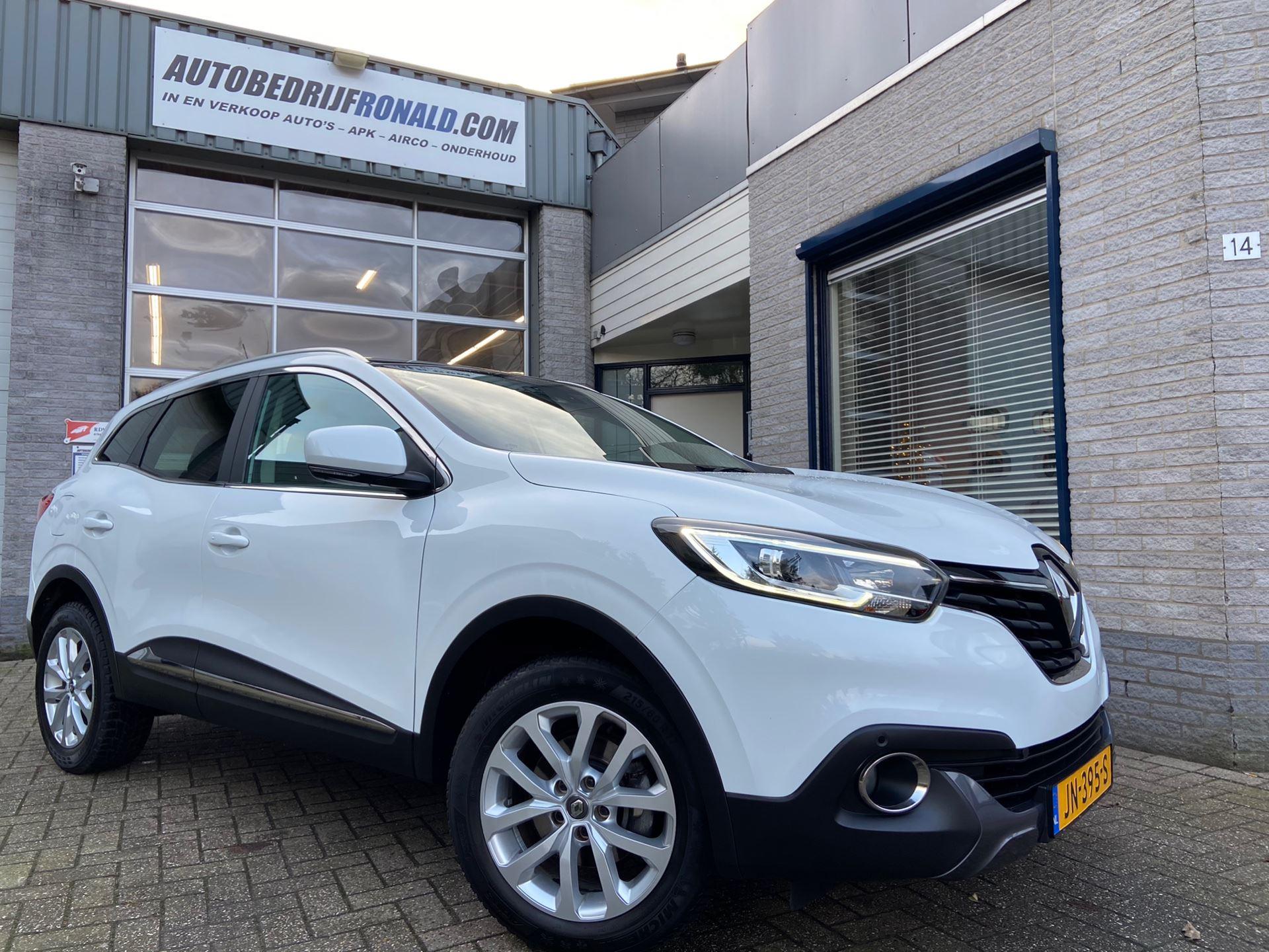Renault Kadjar occasion - Autobedrijf Ronald