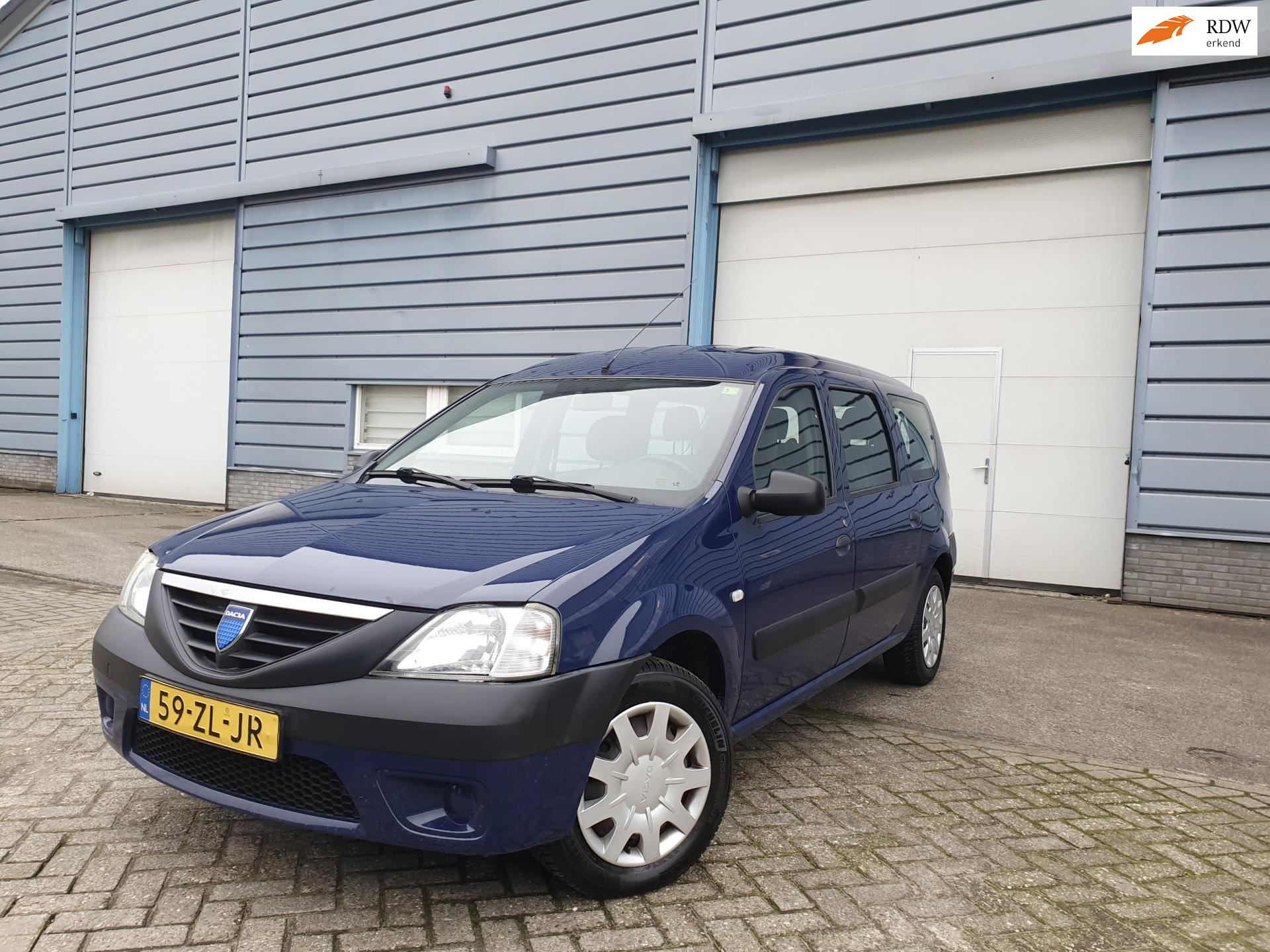 Dacia Logan MCV occasion - Autohandel Direct