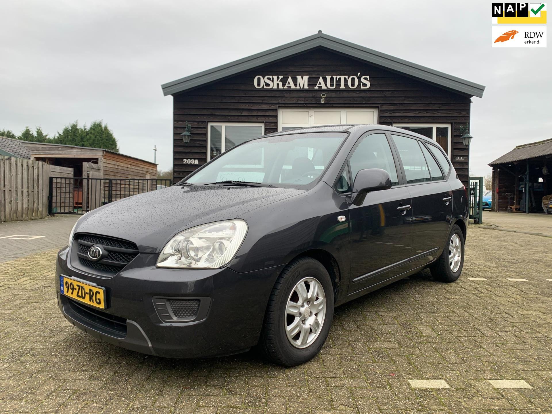Kia Carens occasion - Oskam Auto's