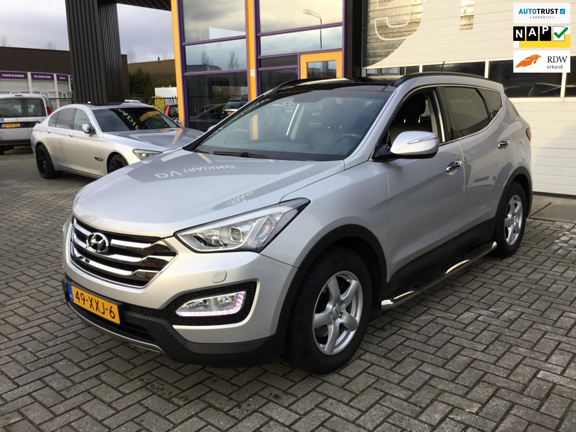 Hyundai Santa Fe occasion - DV Trading