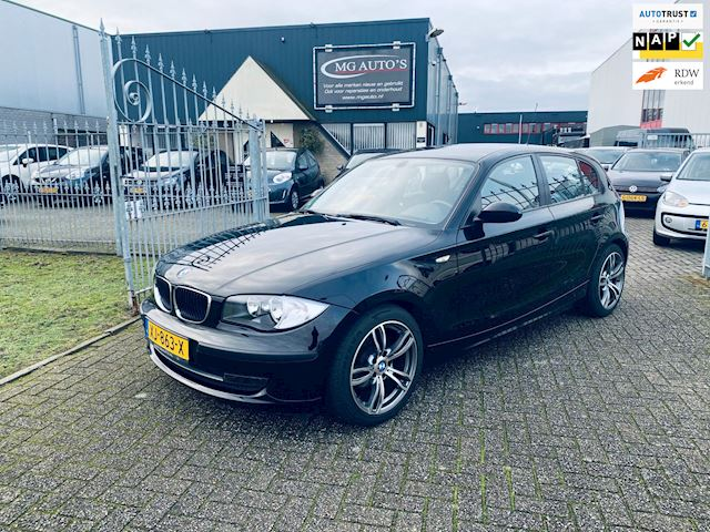 BMW 1-serie occasion - MG Auto's