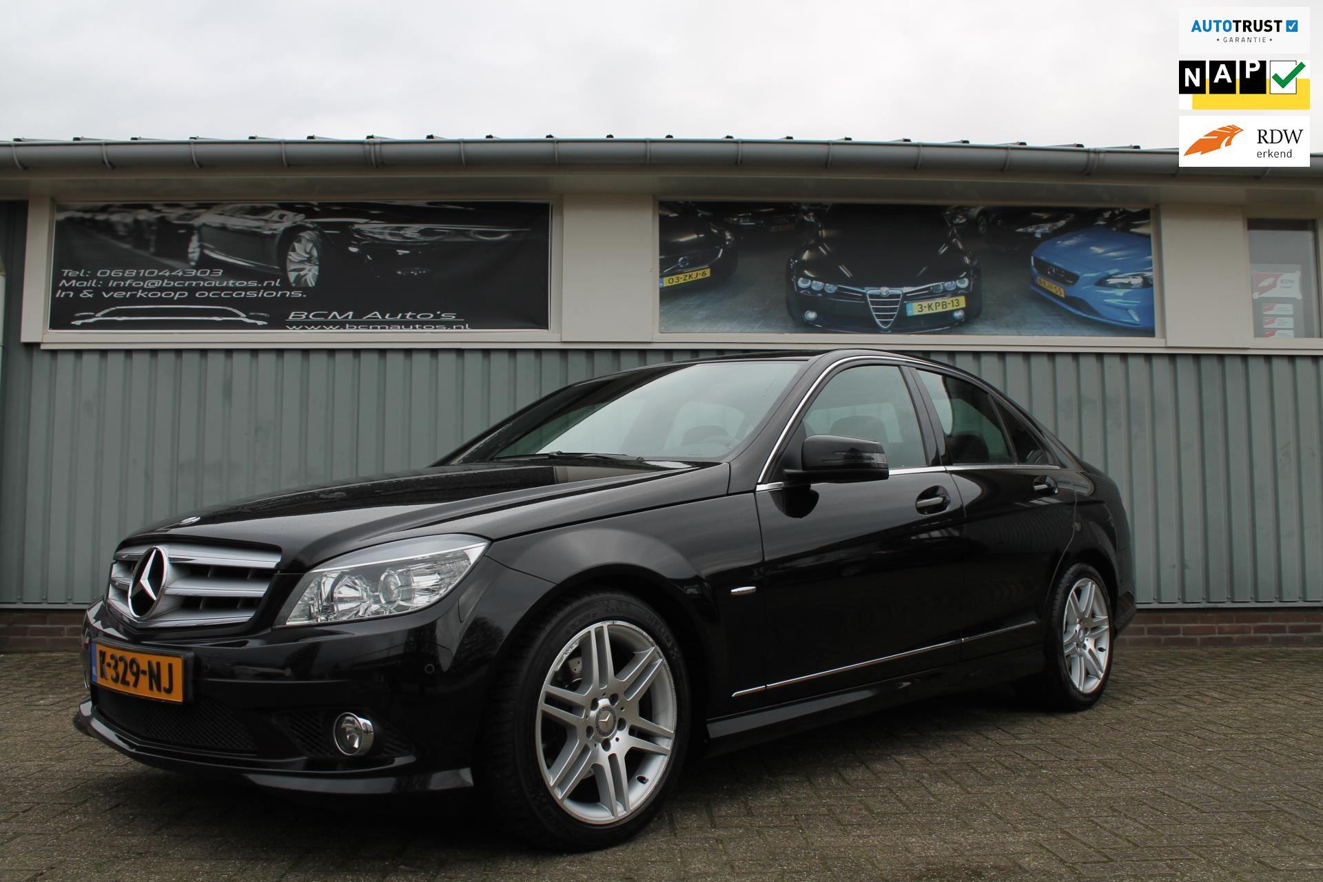 Mercedes-Benz C-klasse occasion - BCM Auto`s