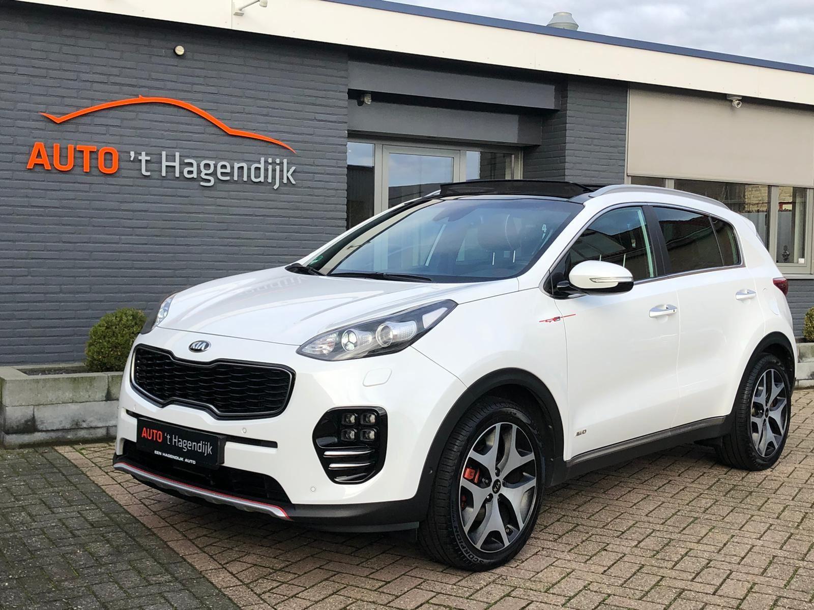 Kia Sportage occasion - Auto 't Hagendijk