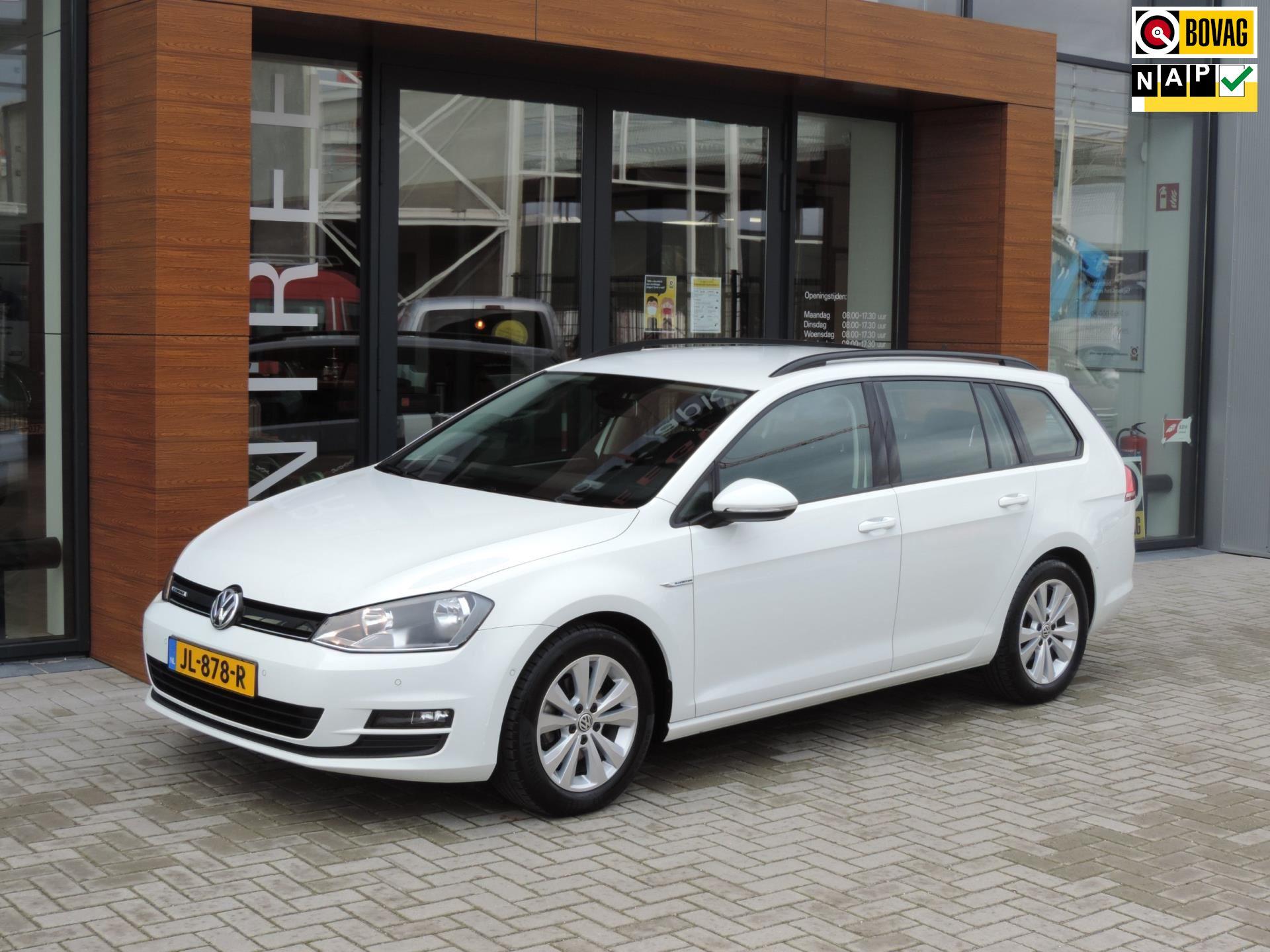 Volkswagen Golf Variant occasion - Autobedrijf van Meegen