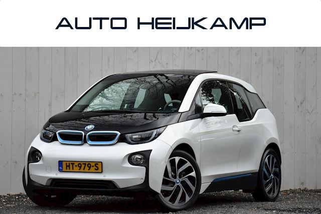 BMW I3 Range Extender Comfort | Pano-dak | Navi | € 17.484,- incl. BTW!
