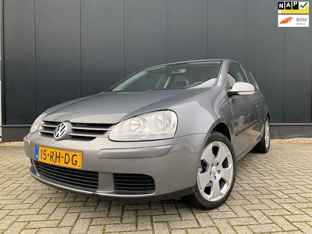 Volkswagen Golf 1.6 Automaat/Navi/17''Lmv/Nap/Clima