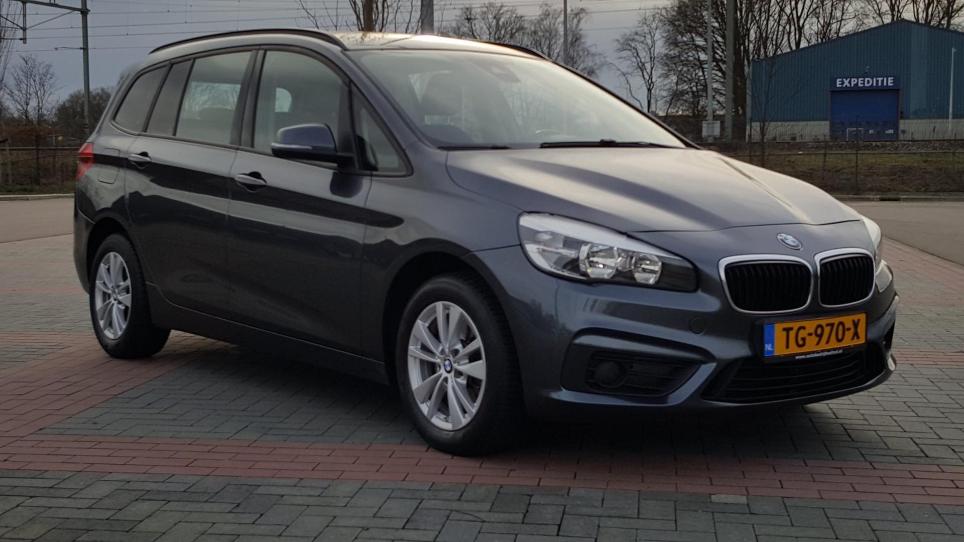 BMW 2-serie Gran Tourer occasion - Autobedrijf R. Walhof