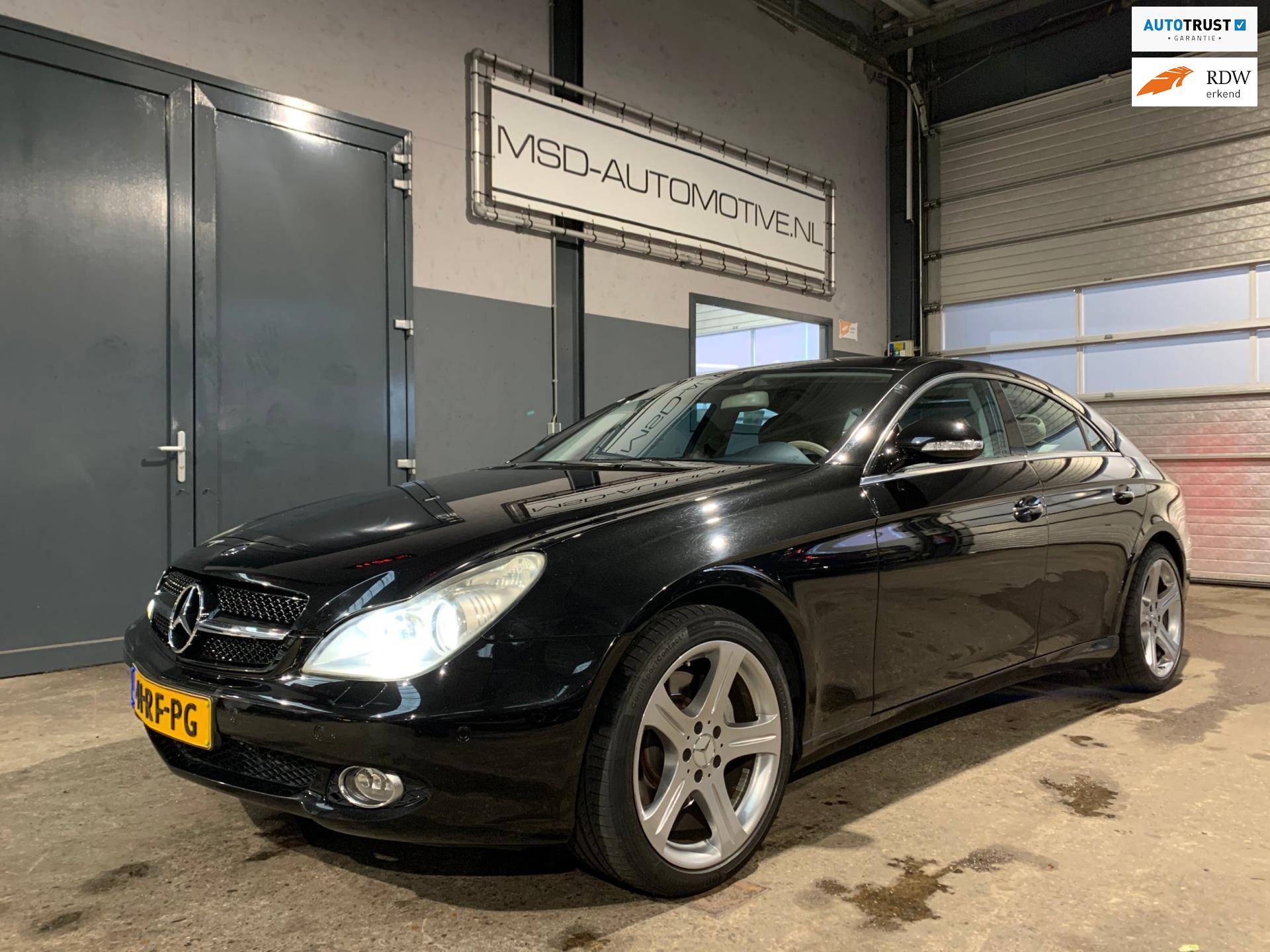 Mercedes-Benz CLS-klasse occasion - MSD Automotive