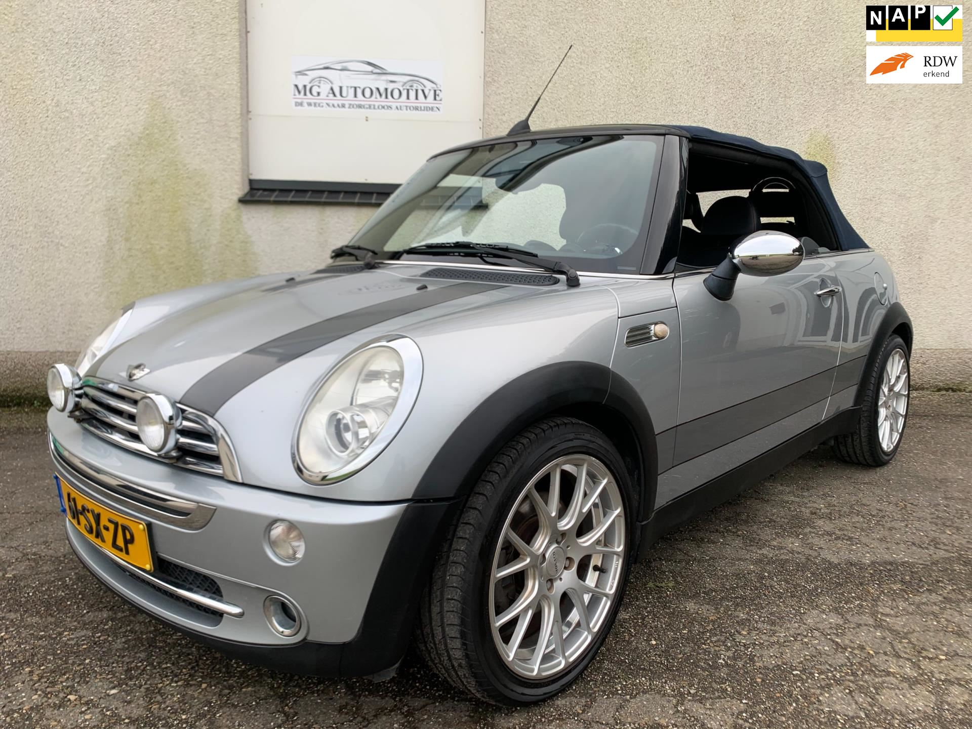 Mini Mini Cabrio occasion - MG Automotive