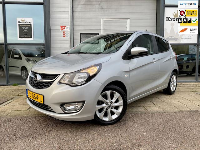 Opel KARL 1.0 ecoFLEX Innovation| Vol Opties| Leder| ClimaC| NAP| Nieuwstaat