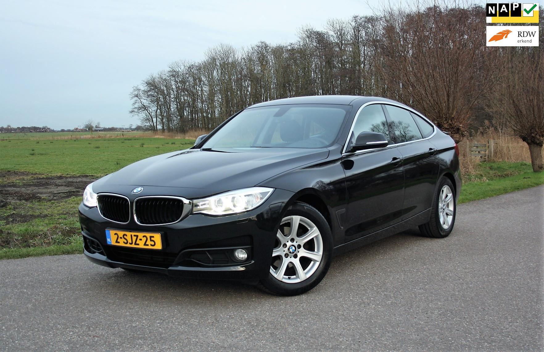 BMW 3-serie Gran Turismo occasion - Favoriet Occasions