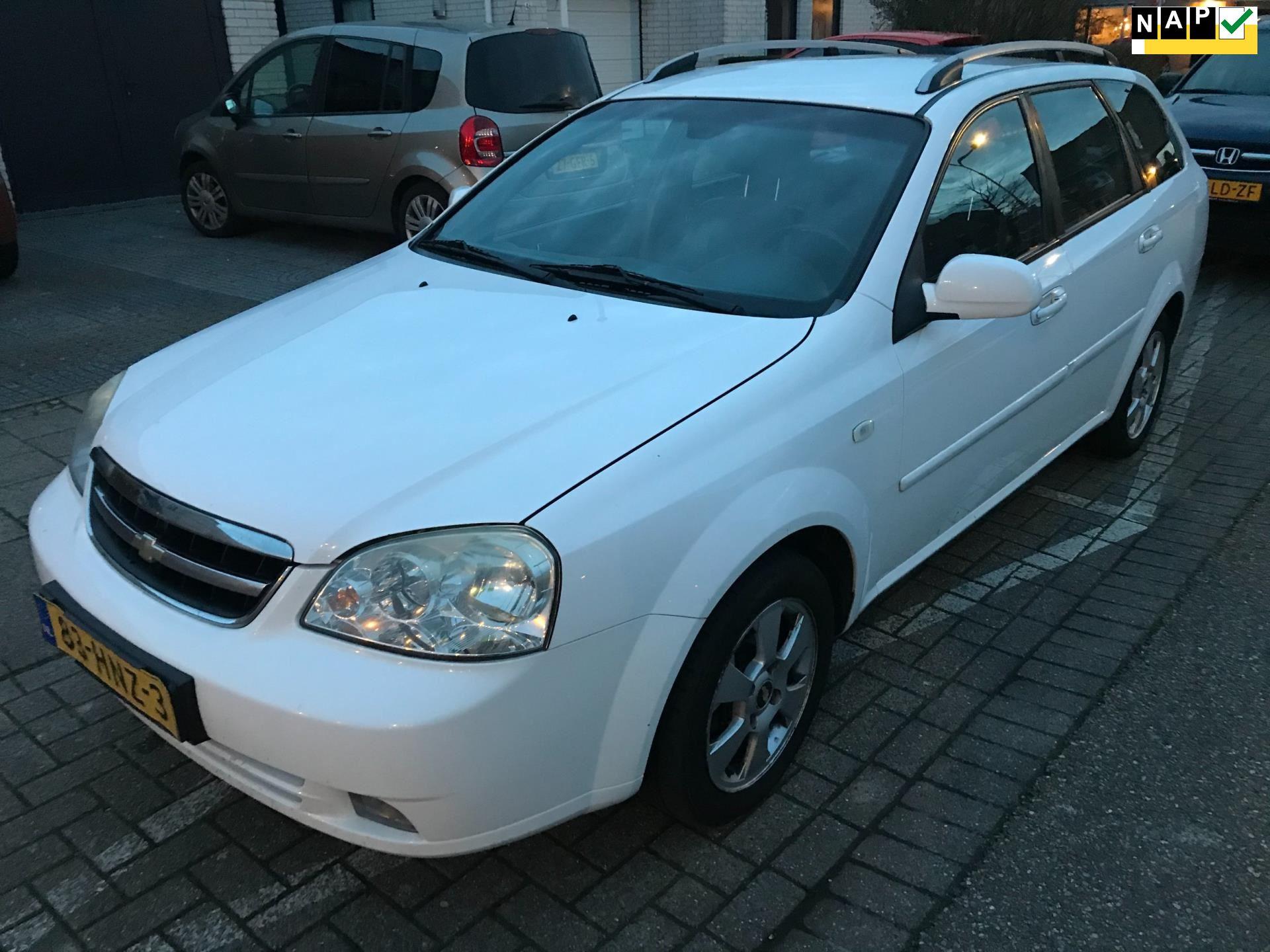 Chevrolet Nubira Station Wagon occasion - Sonke Cars