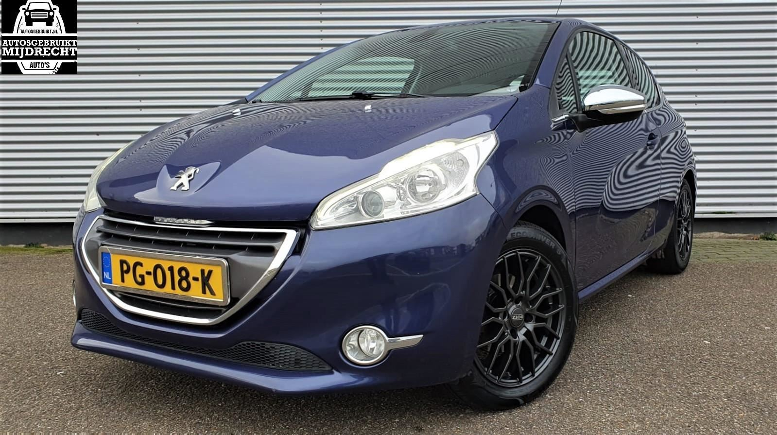 Peugeot 208 occasion - Autosgebruikt Mijdrecht