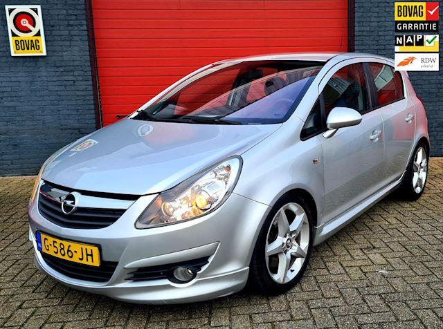 Opel Corsa 1.6-16V GSI