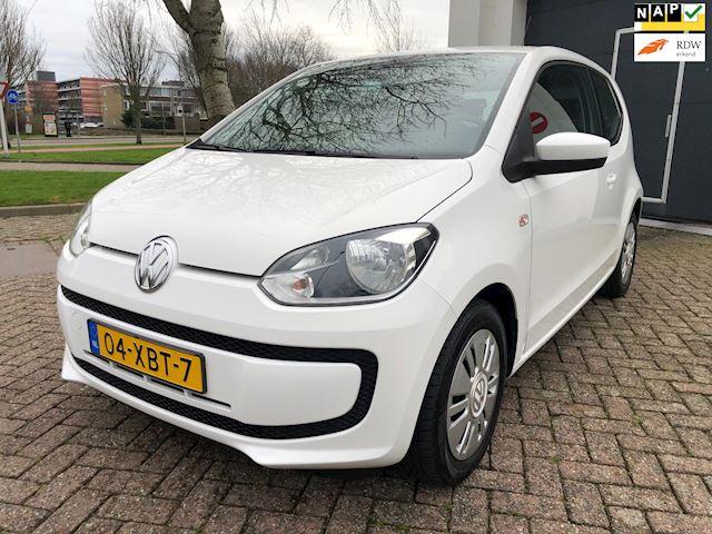 Volkswagen Up! 1.0 move up! BlueMotion/Navi/Airco/AUX/Dealer-onderhouden/Elek-pakket