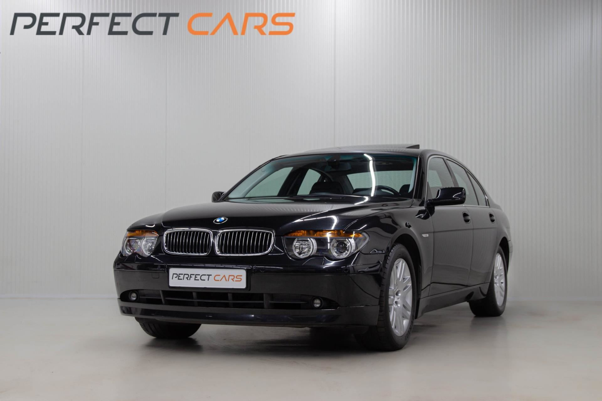 BMW 7-serie occasion - Perfect Cars