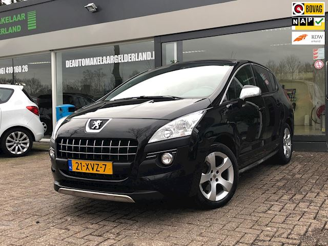 Peugeot 3008 1.6 THP Style 1e Eigenaar/Nw Apk/Navi/Airco/Lmv