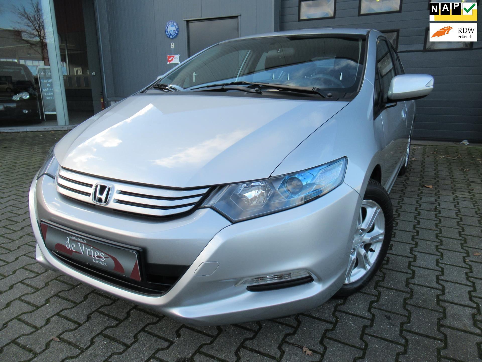Honda Insight occasion - Autobedrijf de Vries Boxmeer