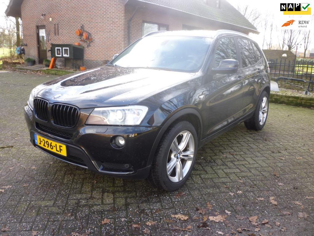 BMW X3 occasion - Autobedrijf de Vries