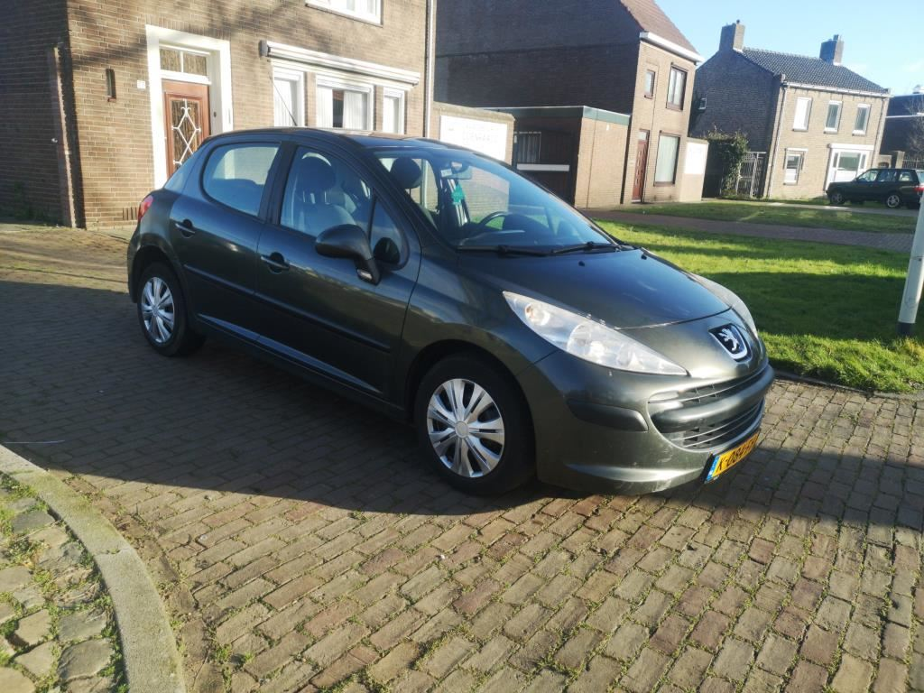 Peugeot 207 occasion - Yahya Auto Occasions