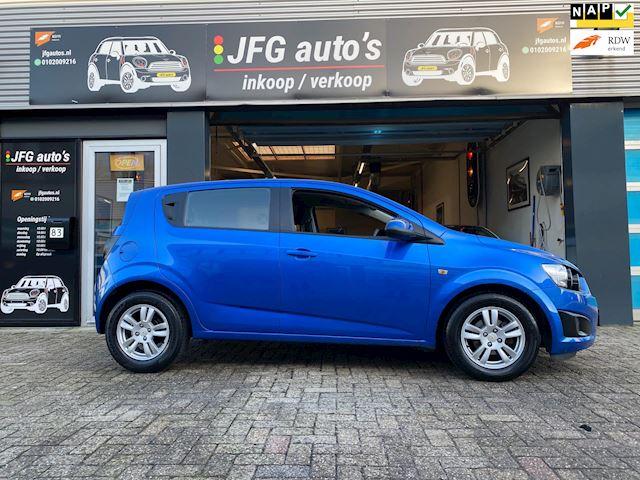 Chevrolet Aveo occasion - JFG Auto's