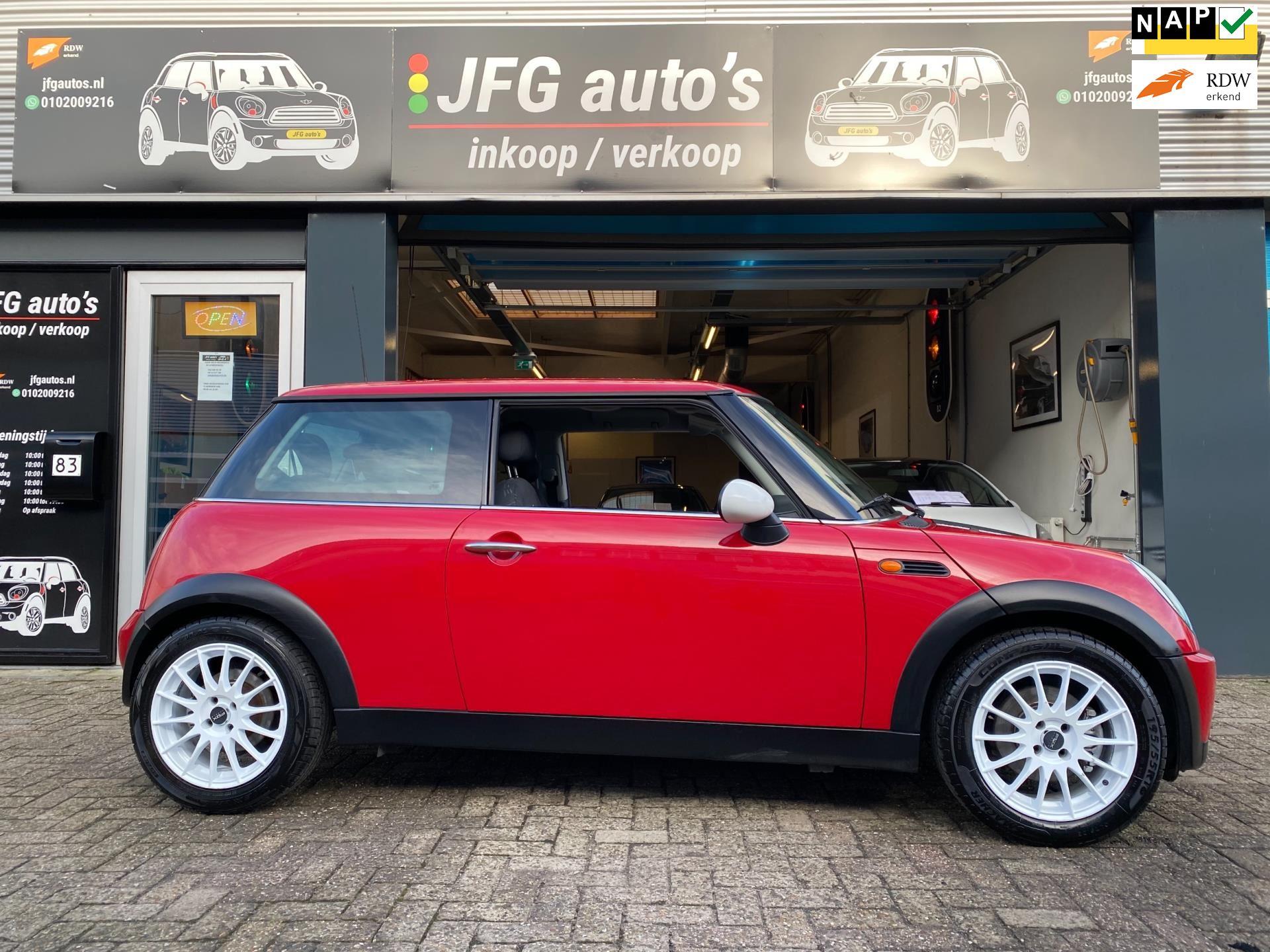 Mini Mini occasion - JFG Auto's