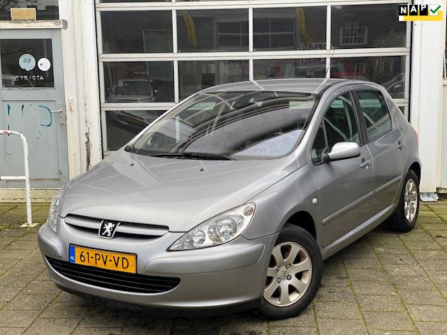 Peugeot 307 1.6-16V XS Premium Climate Cruise control (bj 2005)