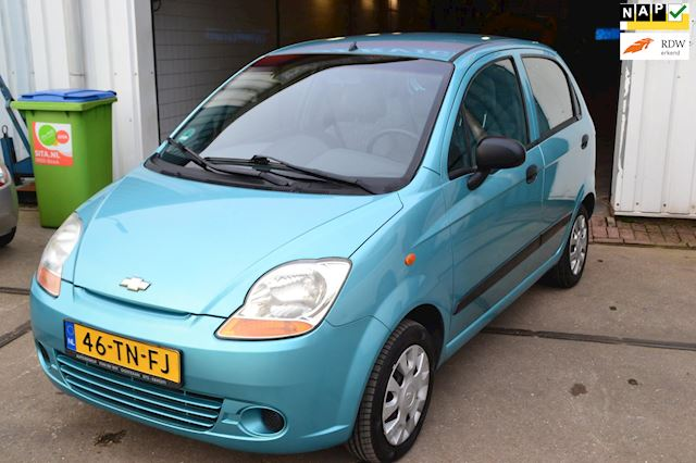 Chevrolet Matiz 0.8 Breeze 57569km NAP