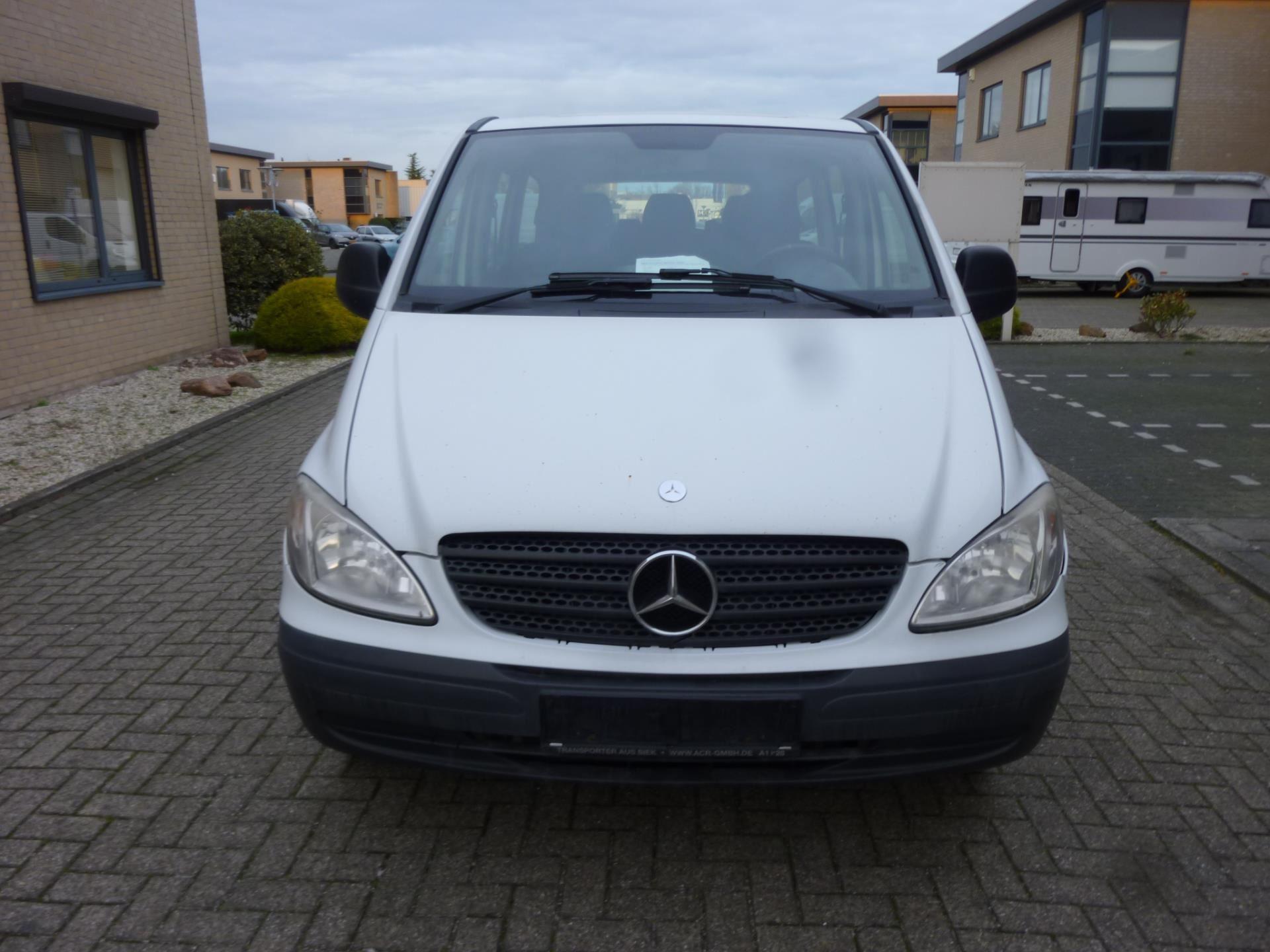 Mercedes-Benz Vito occasion - Autobedrijf van Gaal