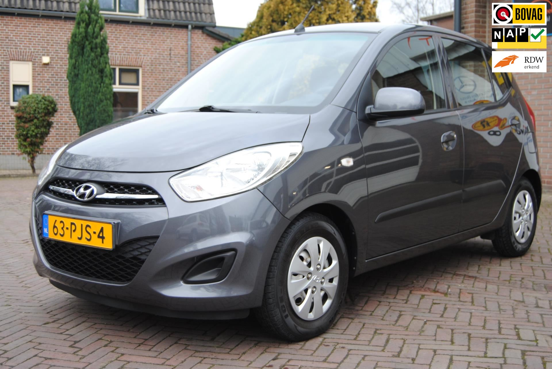 Hyundai I10 occasion - Carservice Verbeek