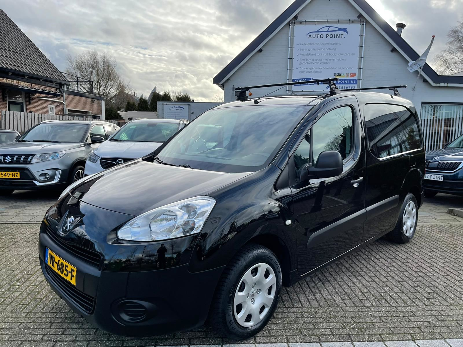 Peugeot Partner occasion - Auto Point