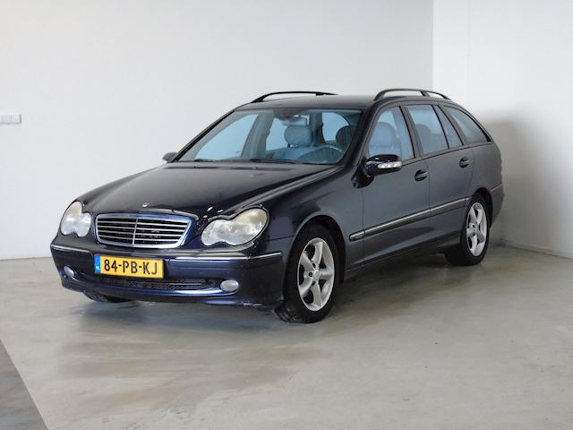 Mercedes-Benz C-klasse Combi 220 CDI Elegance Automaat  Lmv