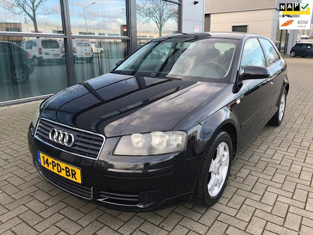 Audi A3 occasion - Pascal Traa