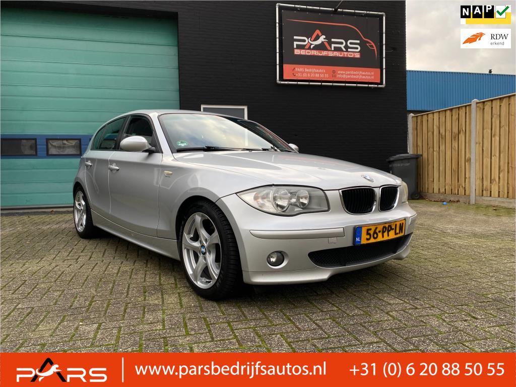 BMW 1-serie occasion - Pars Bedrijfsauto's