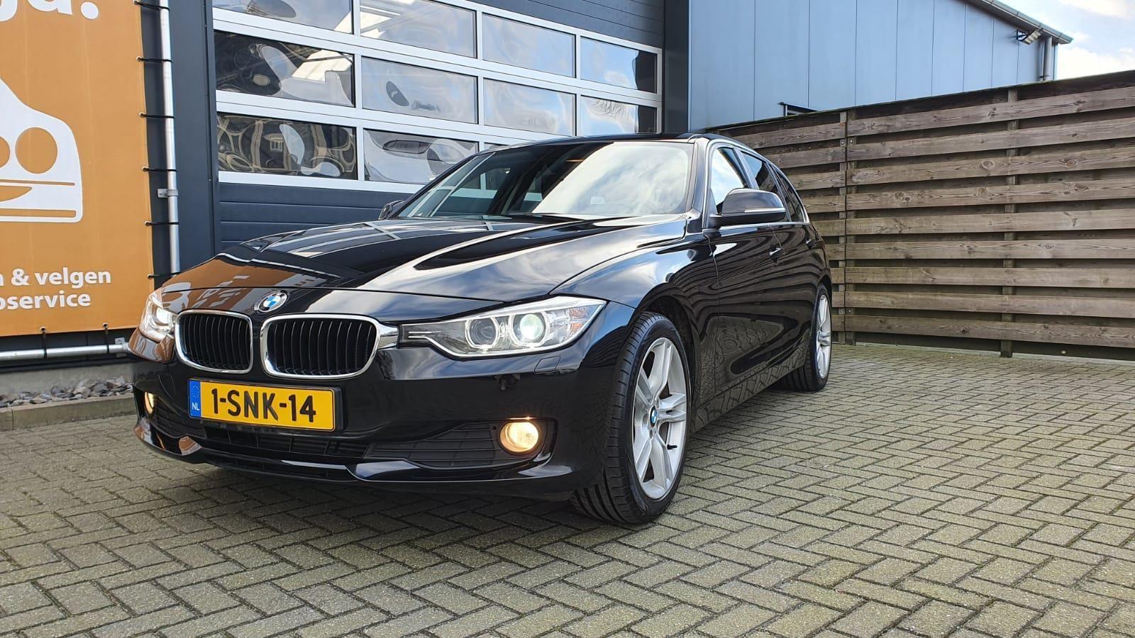BMW 3-serie Touring occasion - Jeeninga Auto's