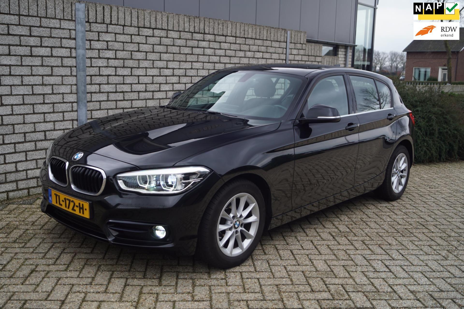 BMW 1-serie occasion - Autobedrijf H. Wijdeven V.o.f.