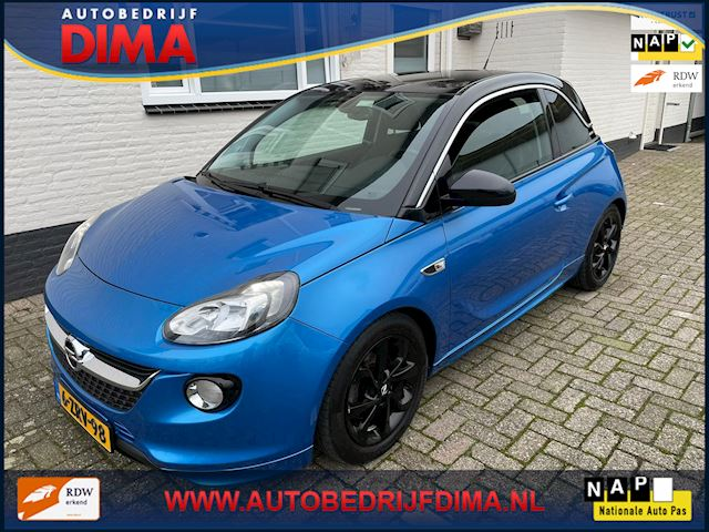 Opel ADAM 1.0 Turbo Slam OPC Line/ Leder/ ECC/ PDC/ LED