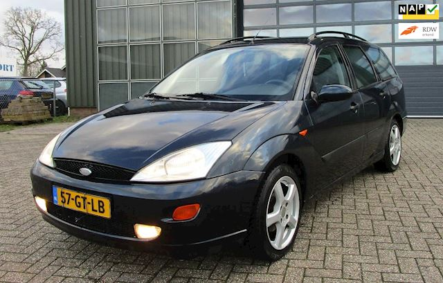 Ford Focus Wagon 1.8-16V Collection  VOL JAAR APK
