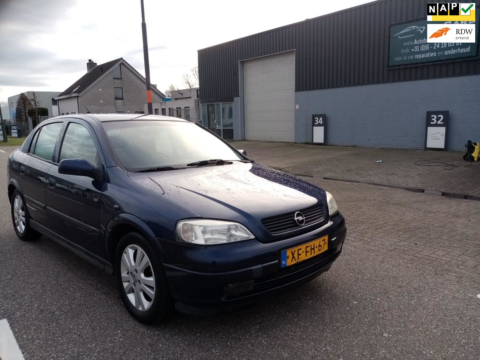 Opel Astra occasion - LuCars
