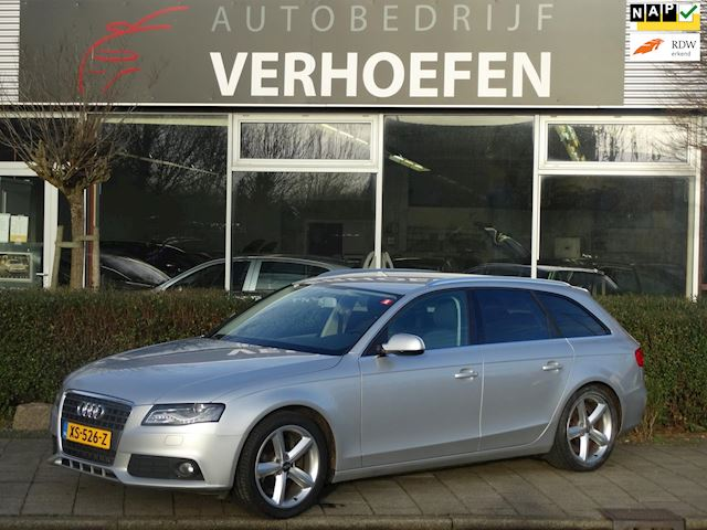 Audi A4 Avant 1.8 TFSI S edition - AUTOMAAT - XENON - CRUISE CONTR - CLIMATE CONTR - STOEL VERW !!