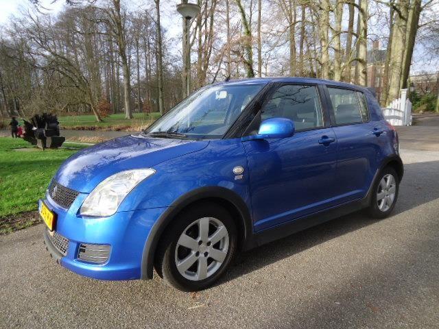 Suzuki Swift occasion - Auto Tewes