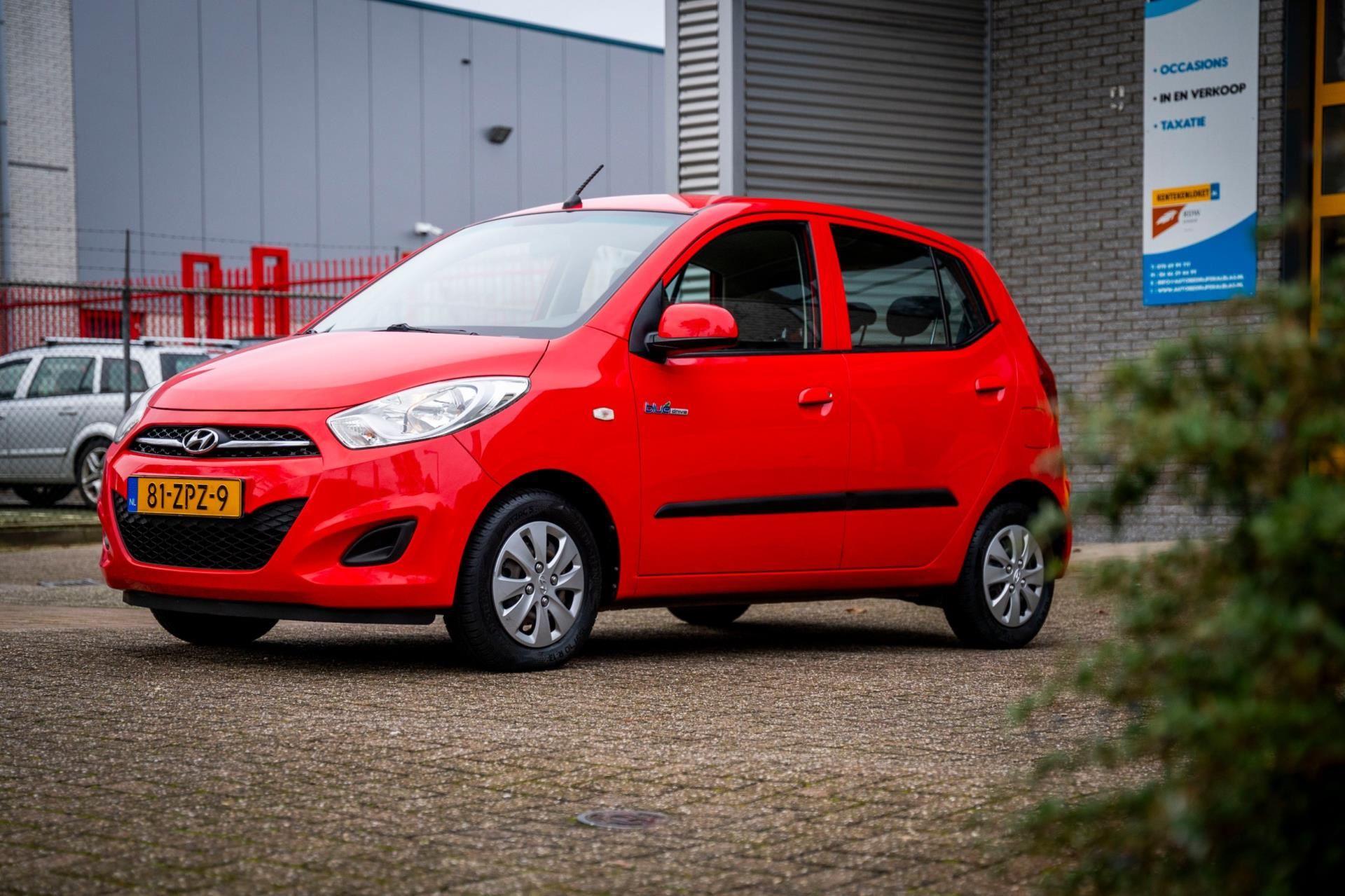 Hyundai I10 occasion - Autobedrijf de Alblas