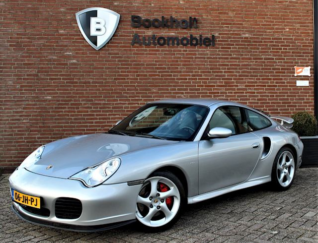 Porsche 911 3.6 Coupé Turbo 31.491km! nieuwstaat, Org. NL, Bose, Navi, Leder, etc.