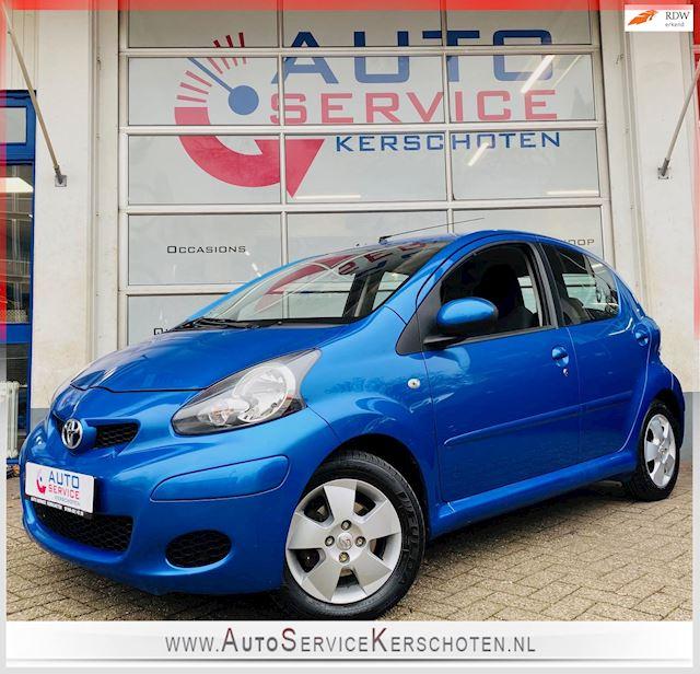Toyota Aygo 1.0-12V Dynamic Blue *AIRCO / 5DRS / 62dKM / WEG=WEG*