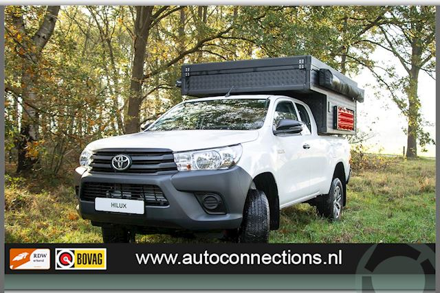 Toyota HiLux occasion - Autoconnections B.V.