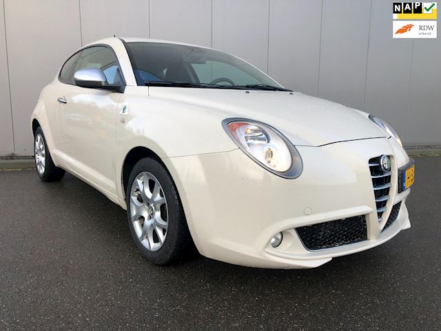 Alfa Romeo MiTo occasion - Demus Cars