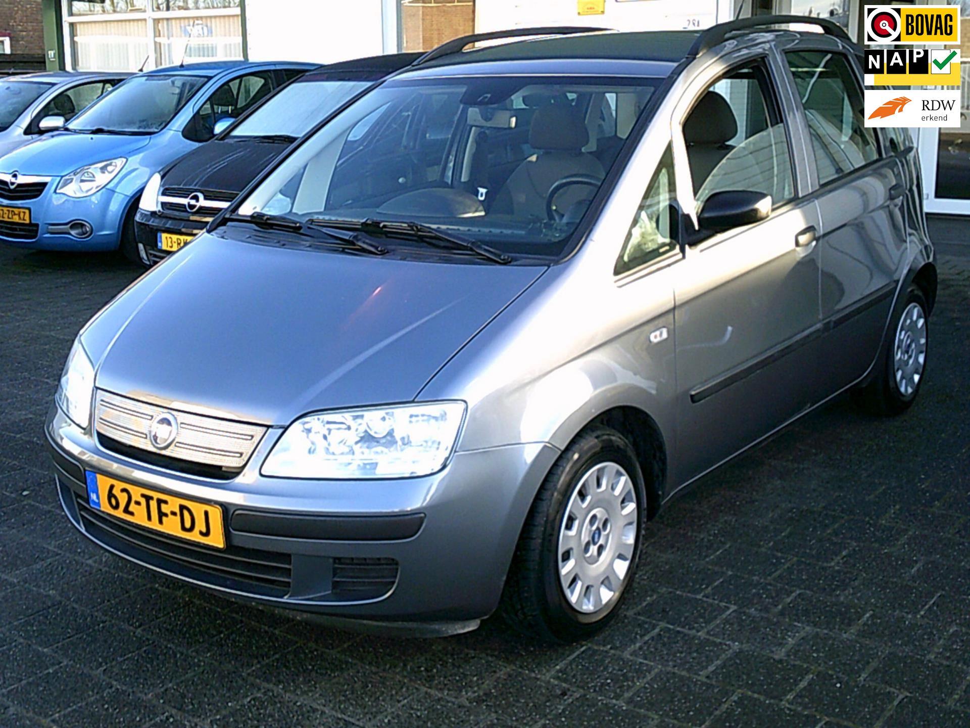 Fiat Idea occasion - Autobedrijf Hoefsmit VOF
